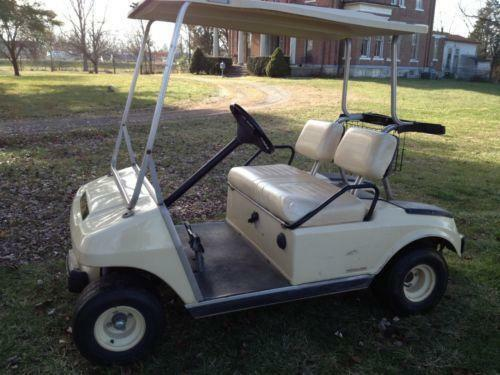 used gas golf carts ebay. Black Bedroom Furniture Sets. Home Design Ideas