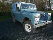 Land Rover Series Soft Top