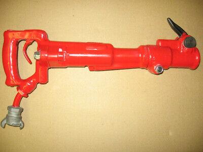 Pneumatic Air Clay Digger Demo Hammer Thor Tcd-16 2 Bits