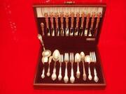 Sterling Silverware Set
