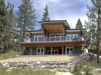 10784 Pinecrest Rd, Vernon BC - Luxurious Hideaway With Views!