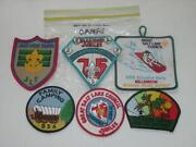 Boy Scout Patches Lot