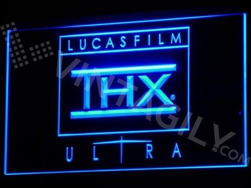 Thx home cinema neon sign in longwell green bristol - Thx home cinema ...