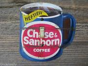 Chase Sanborn Coffee Tin