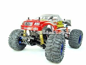1:10 4x4 Off Road Speedy Electric Mad Truck w/ESC Metal Servo R/C Radio Control