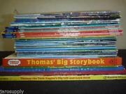 Thomas The Tank Engine Books Lot