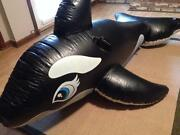 Inflatable Whale
