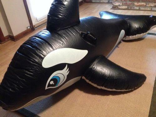 Inflatable Whale Ebay