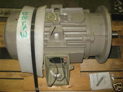 New Ge 3 Phase Ac Motor 15hp 1770rpm 460v