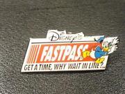 Disney Fast Pass Pin