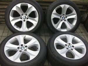 "OEM genuine Factory BMW 19"" X6 continental winter package"