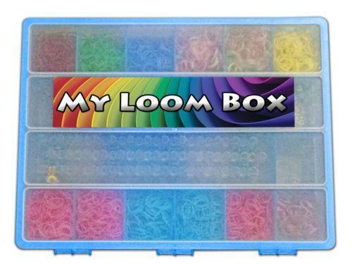 Rainbow Loom Storage Box Ebay