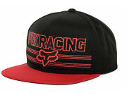 Red Fox Racing Hat