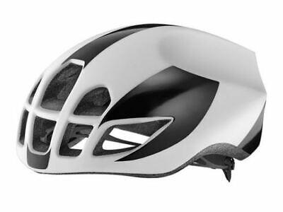 GIANT Pursuit casco bici caschetto aero nero bianco uomo 51-55 cm ciclismo...