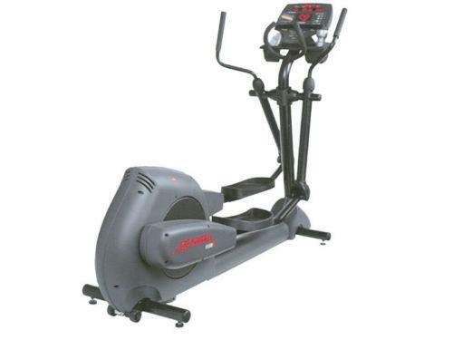 life fitness 9100 elliptical ebay. Black Bedroom Furniture Sets. Home Design Ideas