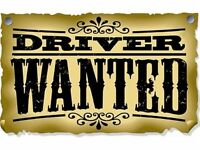 DRIVER WANTED  CLASS 3