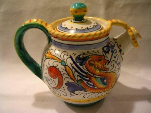 Deruta Italian Pottery Ebay