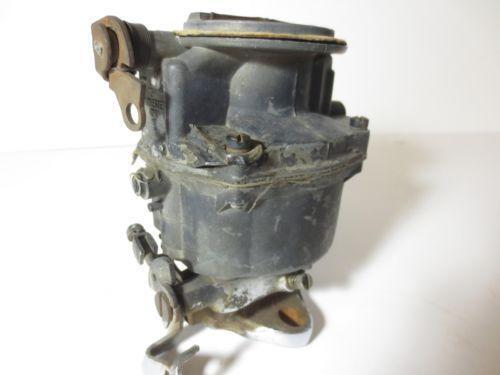 on Rochester 2 Bbl Carburetor