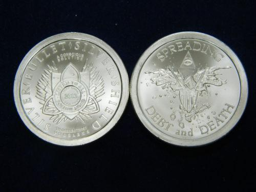Silver Bullet Silver Shield Ebay