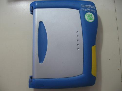leappad plus writing books