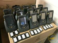 **LOT OF 14** Symbol PPT8846 Barcode Scanner and Dock - NO AC ADAPTERS