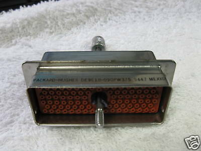 Packard-hughes Electrical Connector Body Receptacle 5189017-004 Appear Unused