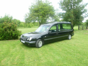 Hearse for sale - great for haunted house, promotional vehicle