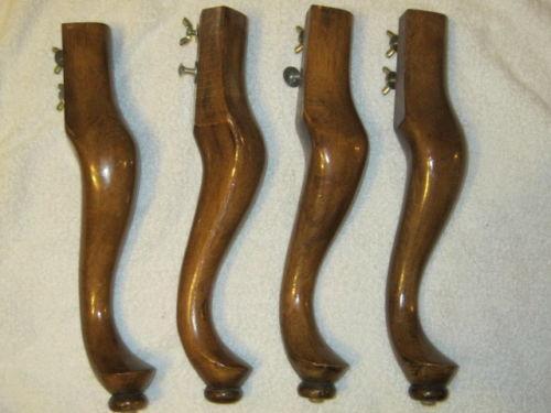 Wood Furniture Feet Ebay