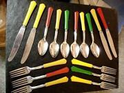 Bakelite Spoons