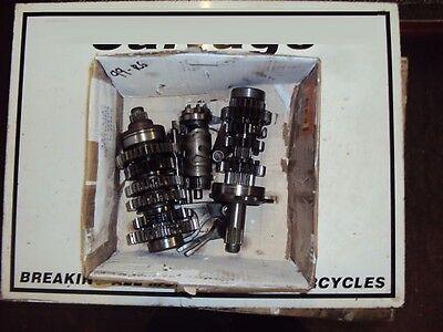 <em>YAMAHA</em> YZF R6 1998 1999 2000 2001 2002 5EBGEAR BOXUSED MOTORCYCLE PA