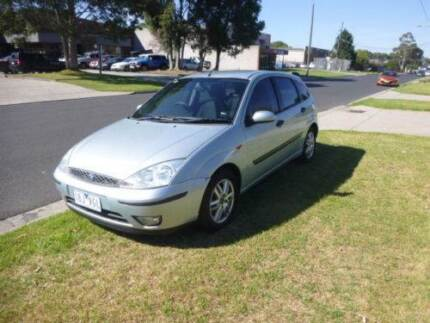 2004 Ford Focus Hatchback Taylors Lakes Brimbank Area Preview