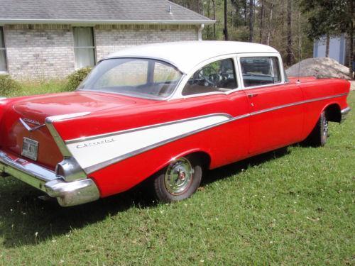 57 Chevy Belair Ebay Motors Ebay