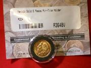 5 Peso Gold Coin