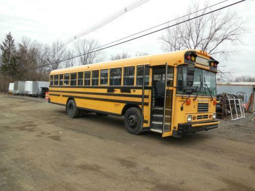 Used School Buses Ebay