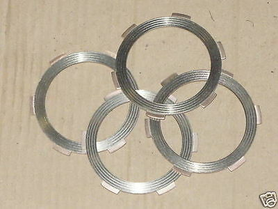 4 Pto Clutch Friction Plates For Ih International 154 Cub Lo-boy 185