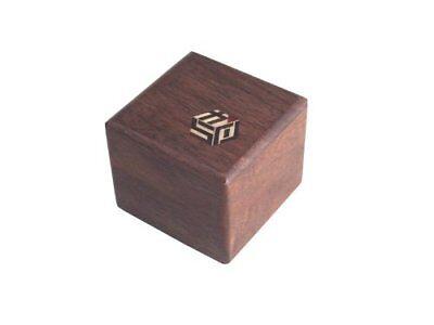 Karakuri box small box 6 Traditional Japanese Hakone Yosegi Wooden Japan for sale  Shipping to Canada
