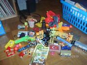 Spielsachen Paket