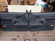 Bronco Door Panel