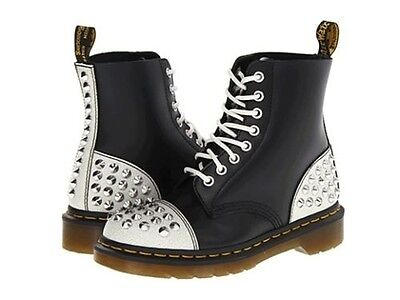 Dr. Martens Men's DAI 1460 Studded Black Boot US  ALL SIZES