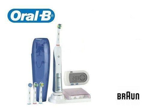 braun triumph 5000 toothbrush ebay. Black Bedroom Furniture Sets. Home Design Ideas
