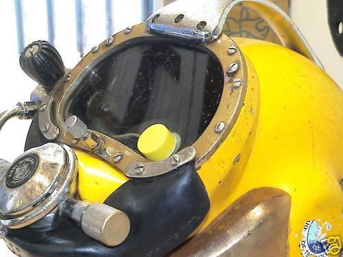 Wide-i Diving Helmet FOG WIPER (Helmet NOT included)