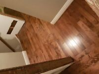 ** 647-946-5596** Laminate $0.99 Installation Hardwood $1.25