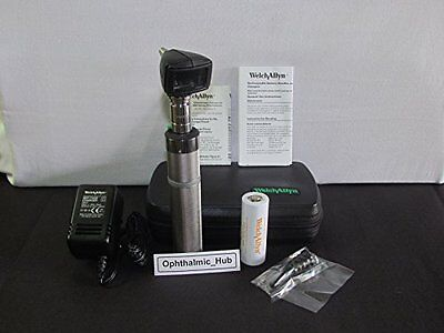 Welch Allyn 3.5v Diagnostic Otoscope Head Specula With Ni-cadimum Rechargeable