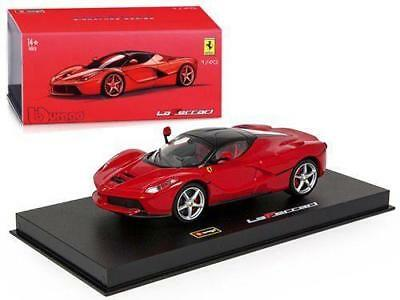 Ferrari Laferrari Red Signature Series 1:43 Diecast Model - 36902R *
