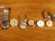 Vintage Watch Lot