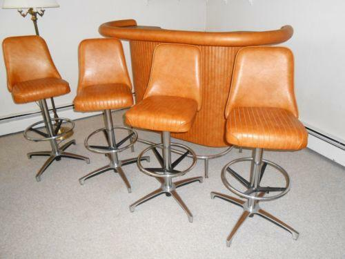 Used Swivel Bar Stools Ebay