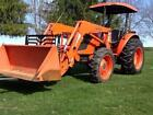 Used 4WD Farm Tractors