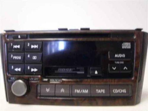 Infiniti I30 Radio