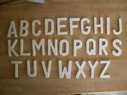Wooden Letter Templates