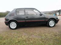 Peugeot 205 Gti 1.6 1990 For Sale